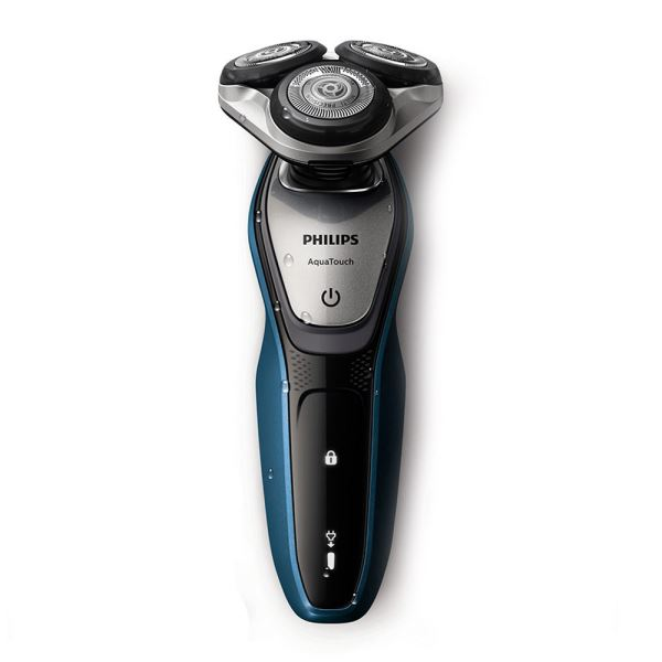 PHILIPS S5420/59 AQUATOUCH ISLAK VE KURU TIRAŞ MAKİNESİ