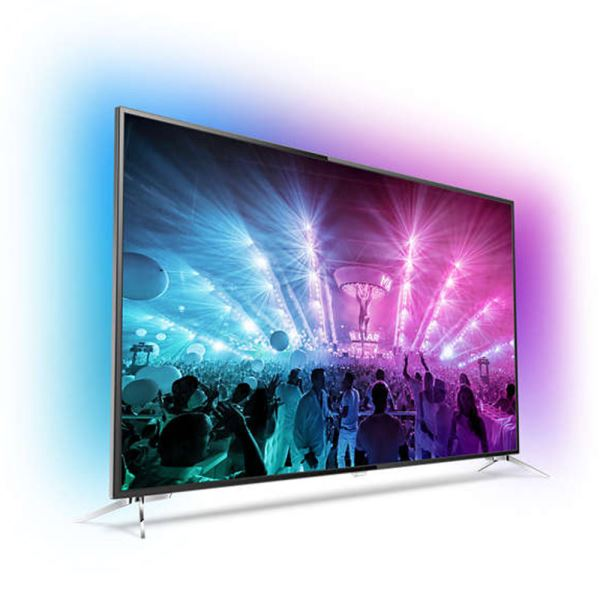 PHILIPS 75PUS7101 75''189 CM 4K UHD ANDROID SMART LED TV,DAHİLİ UYDU ALICI