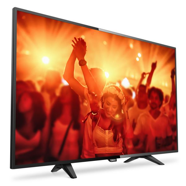 PHILIPS 49PFS4131  49'' 123 CM  FHD ULTRA SLİM LED TV,DAHİLİ UYDU ALICILI