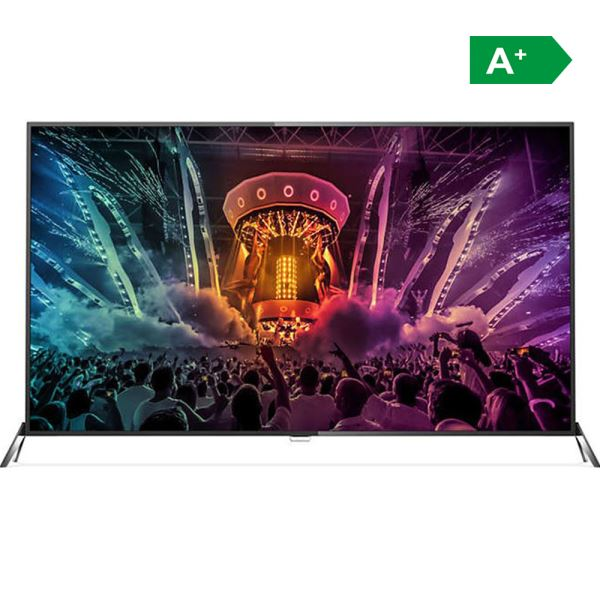 PHILIPS 65PUS6121 65''164 CM 4K UHD SMART LED TV,DAHİLİ UYDU ALICI