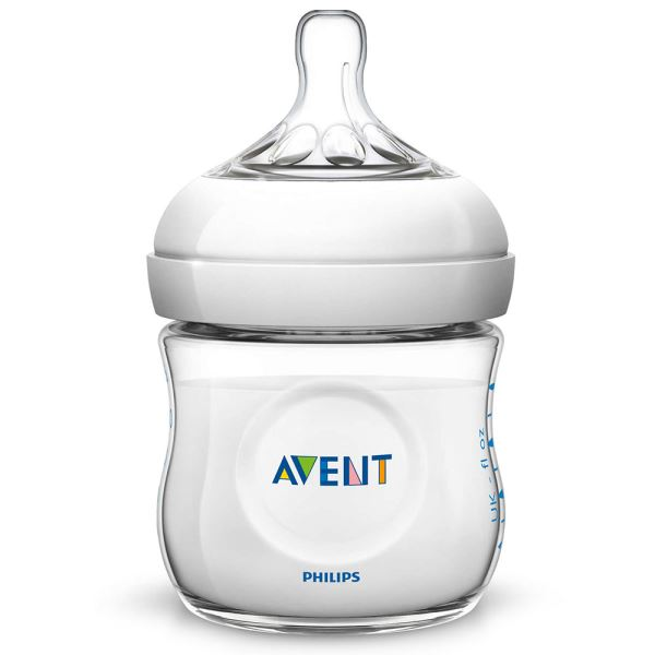 PHILIPS AVENT SCF690/17 NATURAL PP BİBERON 125 ML. TEKLİ
