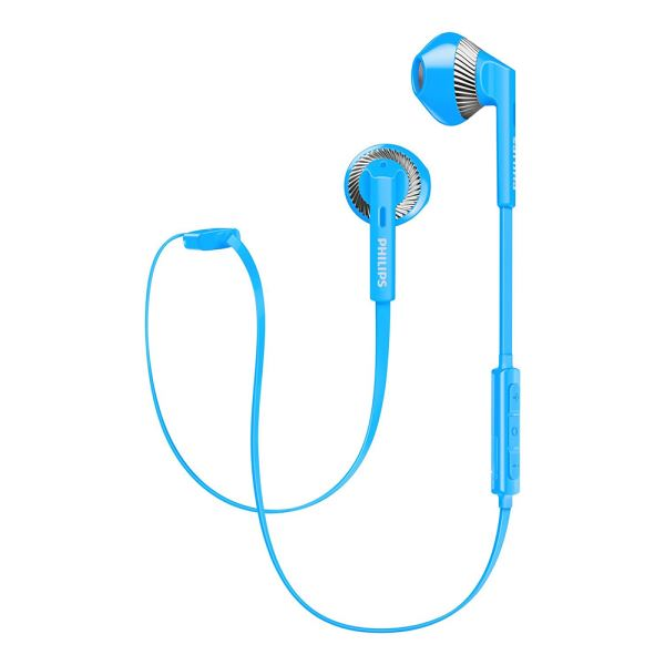 PHILIPS SHB5250BL/00 BLUETOOTH KULAKLIK MAVİ