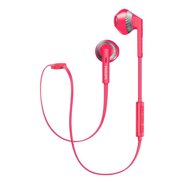 PHILIPS SHB5250PK/00 BLUETOOTH KULAKLIK PEMBE