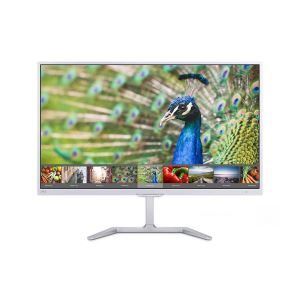 "PHILIPS 246E7QDSW-23.6"" 5ms PLS FULL HD HDMI-MHL DVI VGA BEYAZ MONİTÖR"