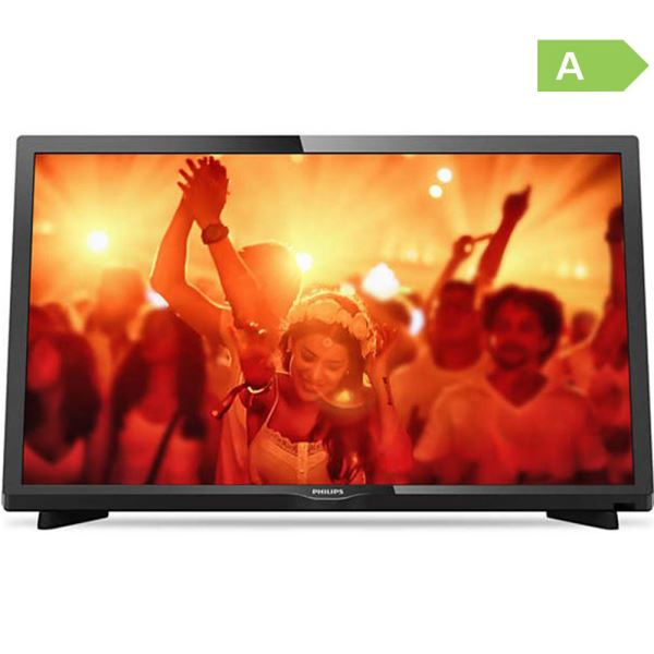 PHILIPS 24PHS4031/12 24'' 60 CM HD LED TV,DAHİLİ UYDU ALICI