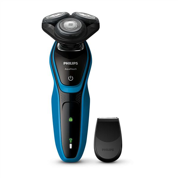 PHILIPS S5050/06  AQUATOUCH ISLAK VE KURU TIRAŞ MAKİNESİ