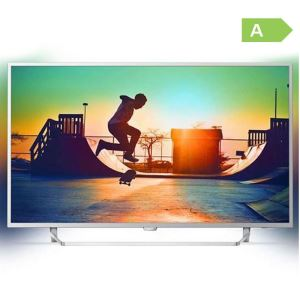 PHILIPS 49PUS6412 49'' 123 CM 4K UHD ANDROID TV, 2 TARAFLI AMBILIGHT,DAHİLİ UYDU