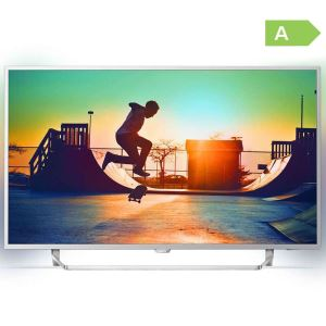 PHILIPS 43PUS6412 43'' 108 CM 4K UHD ANDROID TV,2 TARAFLI AMBILIGHT,DAHİLİ UYDU
