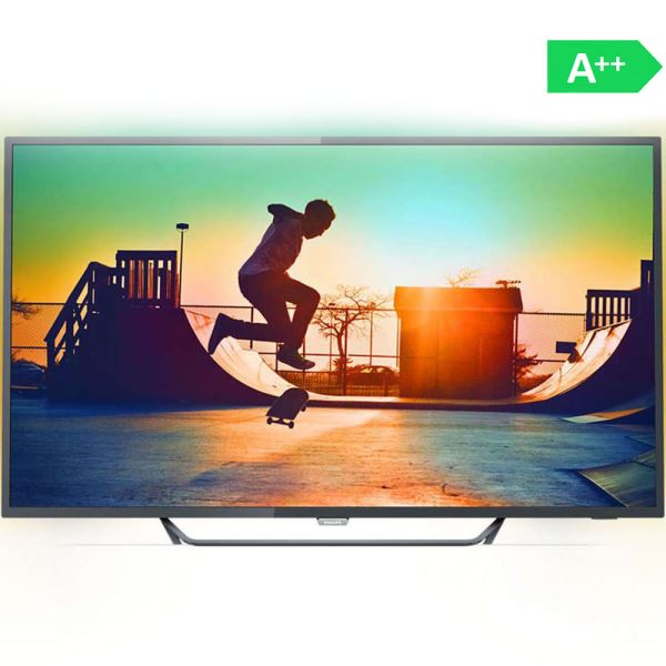 PHILIPS 65PUS6262 65'' 164 CM 4K UHD SMART TV, 3 TARAFLI AMBILIGHT