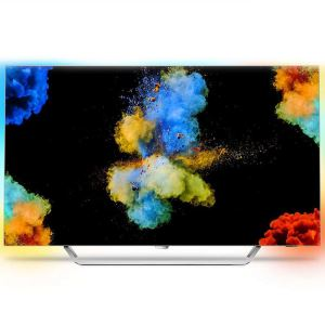 PHILIPS 55POS9002 55'' 139 CM 4K UHD ANDROID OLED TV,3 TARAFLI AMBILIGHT