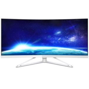 "PHILIPS 34"" 349X7FJEW/00 100 Hz 4ms FreeSync Ultrawide WQHD CURVED Monitör"