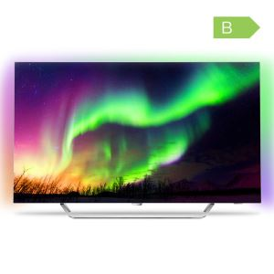 PHILIPS 65OLED873 65'' 164 CM 4K SUPER INCE ANDROID SMART TV,DAHİLİ UYDU ALICI