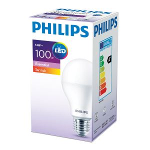 PHILIPS ESS LEDBulb 14-100W SARI IŞIK NORMAL DUY