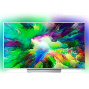 PHILIPS 55PUS7803 55'' 139 CM 4K UHD ANDROID SMART TV,DAHİLİ UYDU ALICI