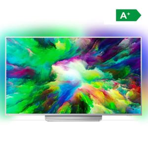 "PHILIPS 65PUS7803  65"" 164 CM 4K UHD ANDROID TV,3 TARAFLI AMBILIGHT,DAHILI UYDU"