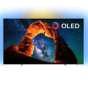 PHILIPS 55OLED803 55'' 139 CM 4K SUPER INCE ANDROID SMART TV,DAHİLİ UYDU ALICI