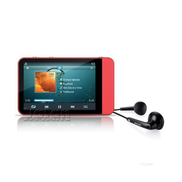 GOGEAR MP3 VİDEO PLAYER 4 GB