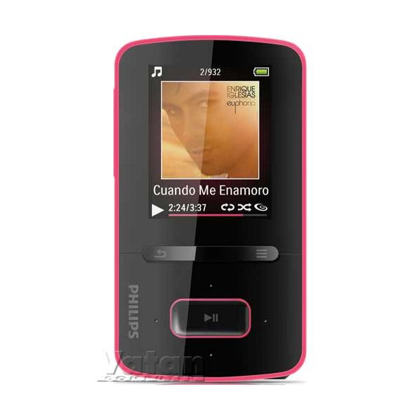 PHILIPS GOGEAR VİBE MP4 PLAYER 4GB