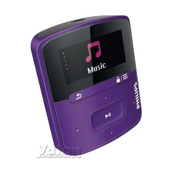 PHILIPS SA4RGA02VN/97 MP3 PLAYER