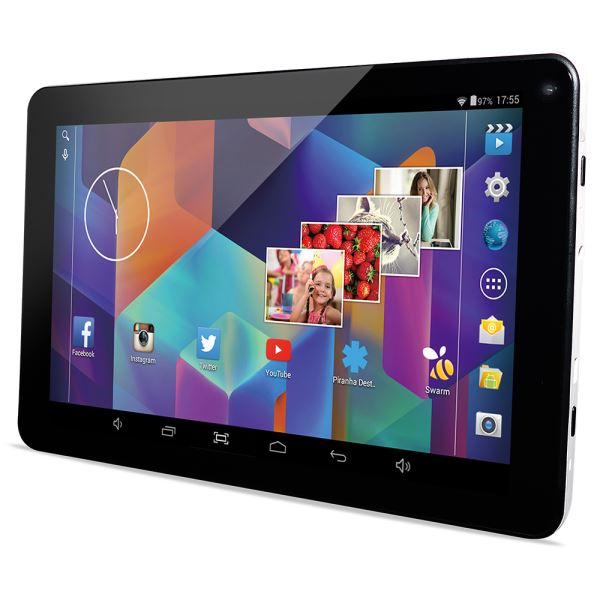 PIRANHA Premium Z Tab   A23 DUAL CORE 1.5 GHZ-1GB DDR3-8GB NAND DISK-9''-AND.4.4