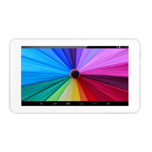 PIRANHA JOY 4 TAB WHITE A33 1.2 GHZ-512MB DDR3-8GB DISK-7''-ANDROİD 4.4 KİTKAT