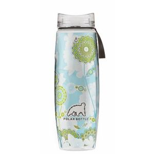 Polar Bottle Ergo Insulated Graphic Termos 0.65 Lt MAVİ termos