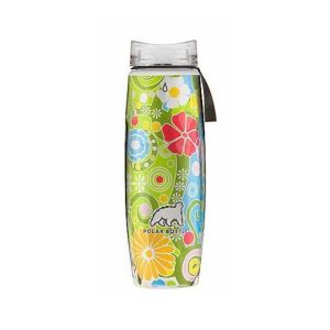 Polar Bottle Ergo Insulated Graphic Termos 0.65 Lt YEŞİL termos