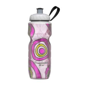 Polar Bottle Insulated Graphic Termos 0.60 Lt PEMBE Graphic Termos