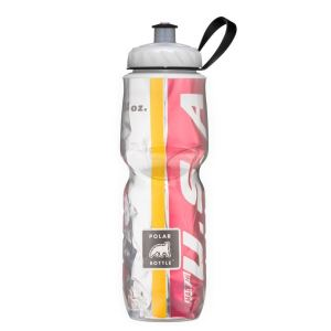 Polar Bottle Insulated Team Sports Termos 0.70 lt SARI-KIRMIZI termos
