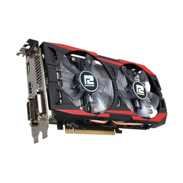 Powercolor R9 270 TurboDuo OC GDDR5 2GB 256Bit AMD Radeon DX11.2 Ekran Kartı