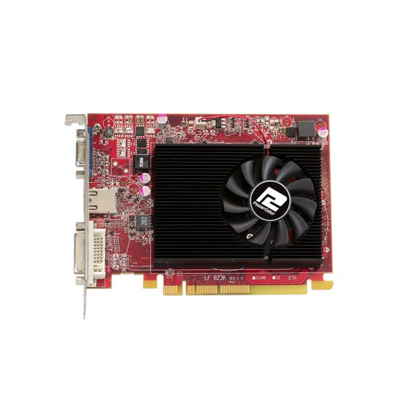 Powercolor R7 240 O.C. GDDR3 4GB 128Bit AMD Radeon DX11.2 Ekran Kartı