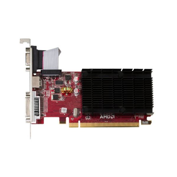 Powercolor HD5450 DDR3 1GB 64Bit AMD Radeon DX11 Ekran Kartı
