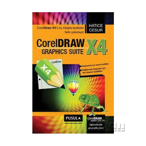 Corel Draw Graphics Suite X4