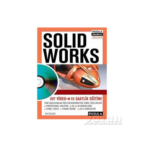 Solidworks (Kitap + Video)