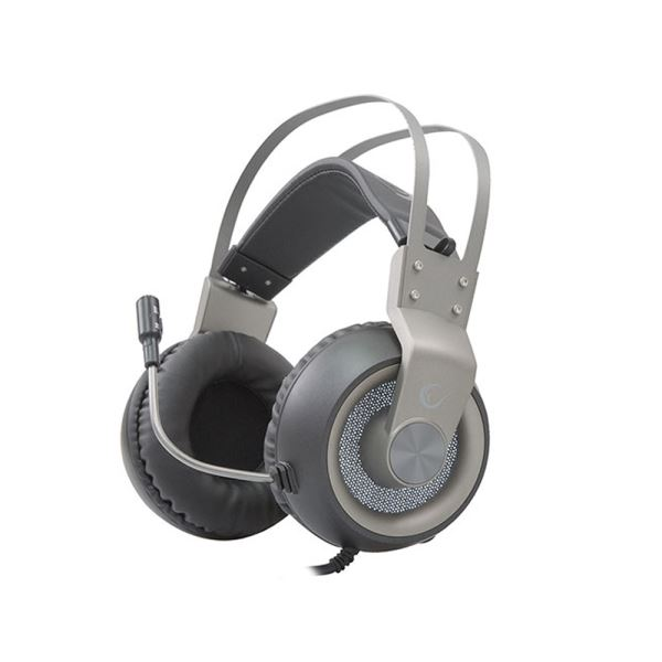 RAMPAGE SN-RW9 CARISMA 7.1 USD SURROUND METALİK GAMİNG MİKROFONLU KULAKLIK