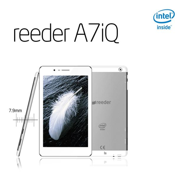 REEDER A7iQ INTEL ATOM Z3735G 1.83GHZ-1GB-16GB DİSK-7''-CAM-BT-AND.4.2