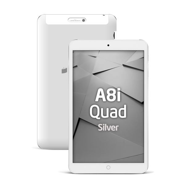 REEDER A8i QUAD INTEL ATOM Z3735F 1.83GHZ-1GB-16GB DİSK-8''-CAM-BT-AND.5