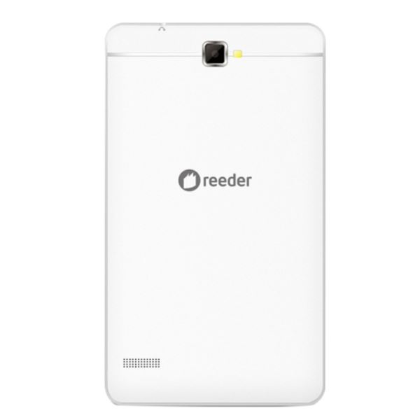 REEDER M7 QUAD CORE MT8163B 1.3GHZ-1GB-8GB DİSK-7''-CAM-BT-AND.7.0