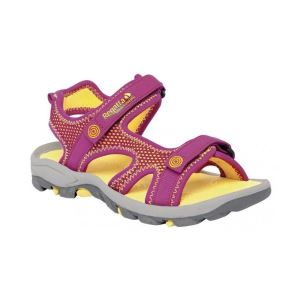 "Regatta Girls Flux II Çocuk Sandalet Yellow - 32 Numara"" RKF299"