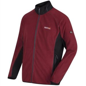 Regatta Ashton Erkek Polar BORDO - S RMA249