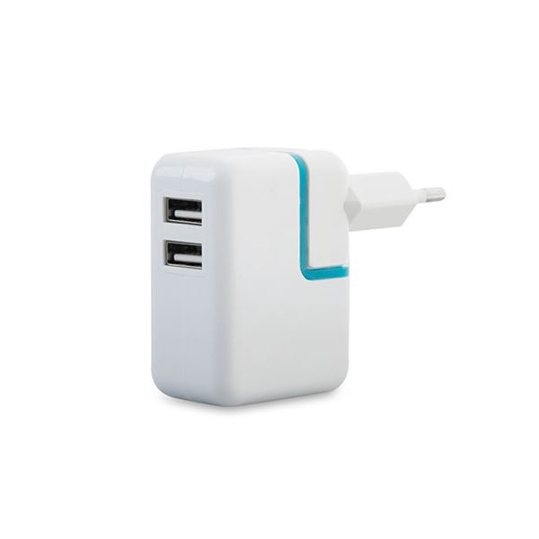 IP-825 IPOD/IPHONE 4/4S/5 2XUSB ŞARJ 5V 1A