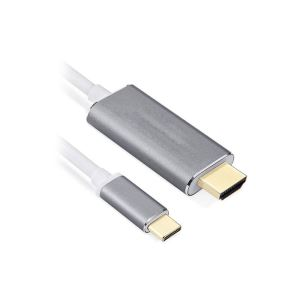 SL-USB-C70 1.8 M 4k*2k GOLD PLATED TYPE C3.1 TO HADMI KABLO