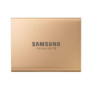 Samsung 500GB Portable SSD T5 USB 3.1 (Okuma 540MB / Yazma 540MB) Rose Gold SSD