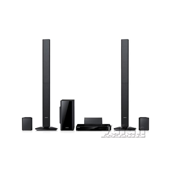 SAMSUNG HT-F5530/TK 5.1 Kanal,1000W,3D Blu-Ray,DTS:NEO Fusion,Smart,Web Browser