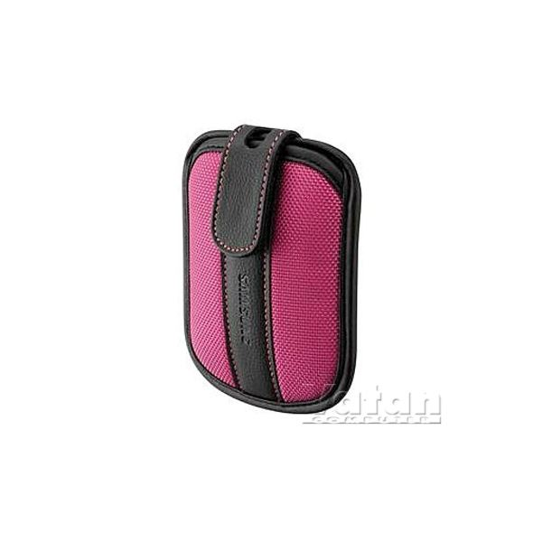 SAMSUNG EA-PCC1U2P ES95, ST72, ST73, ST150F, DV150F BUNDLE CARRYING CASE (Pink)