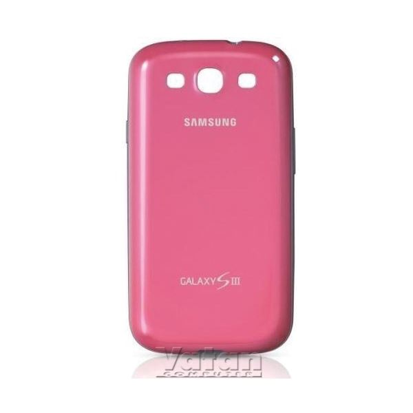 EFC-1G6BPECSTD PROTECTİVE COVER GALAXY S3 KILIFI- (PEMBE)