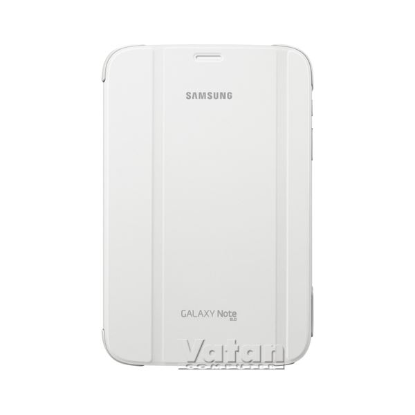 EF-BN510BWEGWW BOOK COVER GALAXY NOTE 8.0 KILIFI- (BEYAZ)
