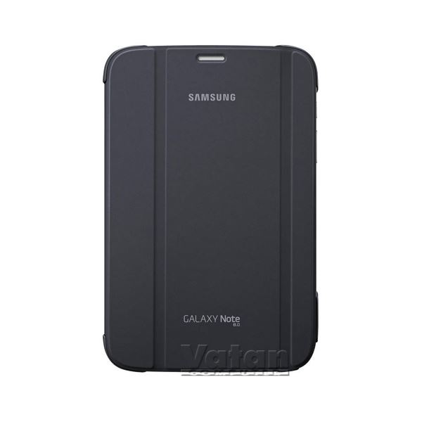 EF-BN510BSEGWW BOOK COVER GALAXY NOTE 8.0 KILIFI- (SİYAH)