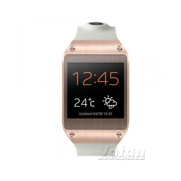 BT SMARTWATCH SM-V700 GEAR WHITE GOLD