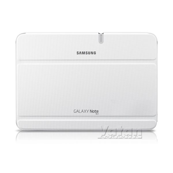 EFC-1G2NWECSTD BOOK COVER GALAXY NOTE 10.1'' KILIFI- (BEYAZ)